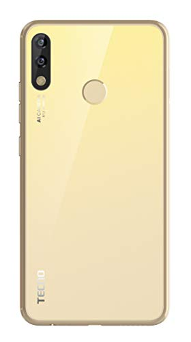 Tecno CAMON iSKY3 (2GB+32GB) with Notch Display and Dual Rear Camera (Champagne Gold) 3