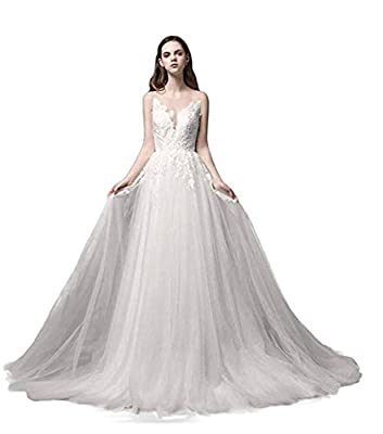 Featured: Tulle Advantage: Heartgown is a registered brand, all the dresses are truly handmade with warmly heart Size: Our dress is made exactly as the Size Information on the left pictures, please read carefully and do not select directly according ...