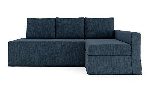 SC - Copridivano in poliestere Friheten per divano letto a 3 posti Ikea Friheten e copridivano...