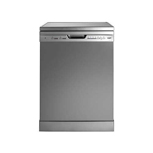 Kaff DW VETRA 60 | Free Standing Dishwasher | 12 Standard Place Settings | Three Stage Filtration System | Memory Function