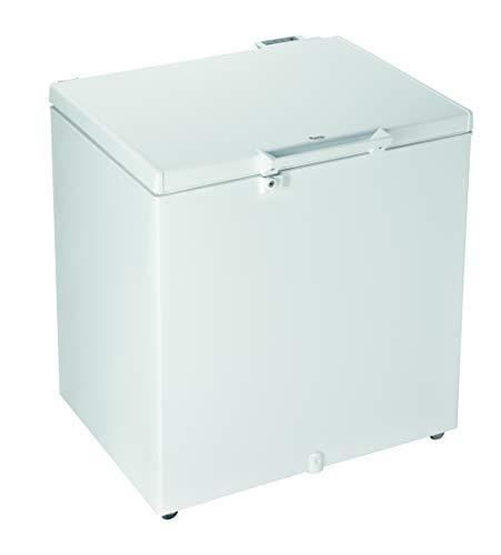 Indesit OS 2A 200 H, Congelatore a pozzetto, E, 170L