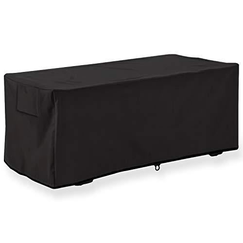 Leader Accessories Waterproof Deck Box/Storage Ottoman Bench...