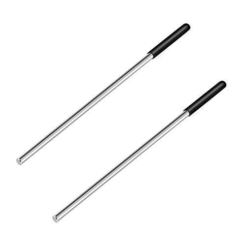 L Continue 2 Pack Winding Rods D 1/2' x L 18' Inch with Random...