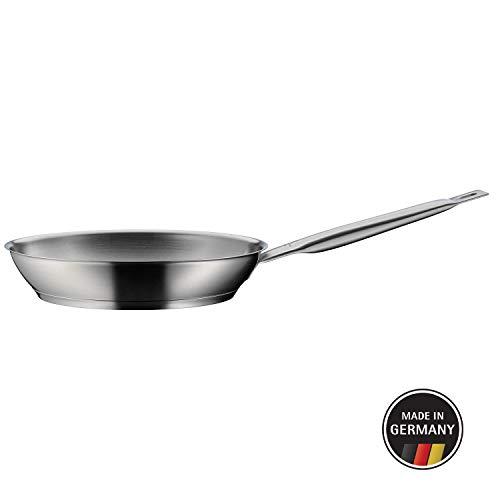 WMF Gourmet Plus Padella in Acciaio Inox 18/10, 28 cm