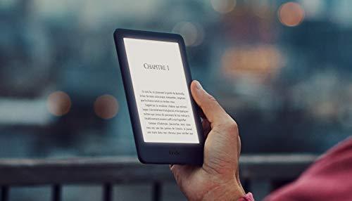 Kindle, maintenant avec un éclairage frontal intégré - Avec publicités,...