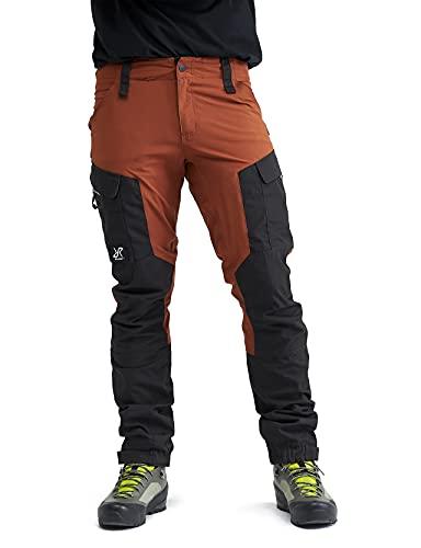 RevolutionRace Homme RVRC GP Pants, Pantalon Durable pour la randonnée et...