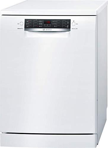 Bosch SMS46KW04E Lavastoviglie Libera Installazione 13 coperti A+, 55 Litri, 46 Decibel, Bianco