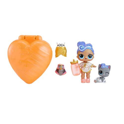 Image 3 - MGA pétillante L.O.L. Surprise (Orange) avec poupée et Animal exclusifs Toy, 556268E7C, Multicolore
