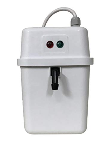 Instant Geyser Water Heater(ElectroGuard) USE for Bathroom, Kitchen Sink, Beauty Parlor, Office(Heat Proof, Automatic Power Cut Off, Shock Proof, Leakage Proof)