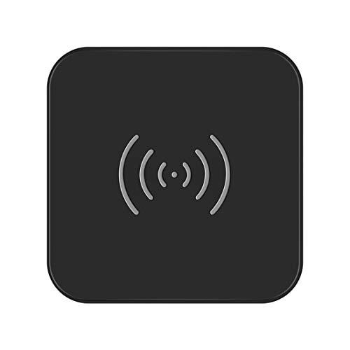 CHOETECH Cargador Inalámbrico Rápido Wireless Charger Qi Cargador 7.5Wpara iPhone 11/11Pro/11ProMax/XSMAX/XR/X/8Plus,10W Carga Rápida SamsungNote 10/10+/9/S10/S9/S8+/S8/Huawei P30Pro,5W Airpods2 y Más