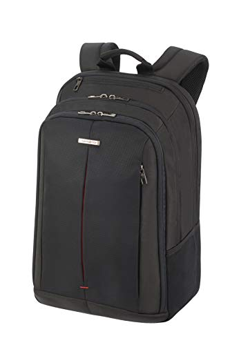 Samsonite GuardIT 2.0 - Zaino Porta PC, 14 Pollici (40 cm - 17.5 L), Nero (Black)