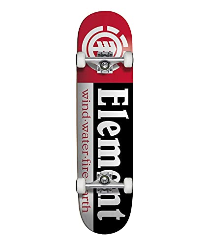 Element Section Skateboard Complete Sz 8in