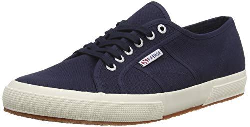 Superga 2750-COTU CLASSIC, Sneaker Unisex-Adulto, Blu (Navy S933), 43 EU