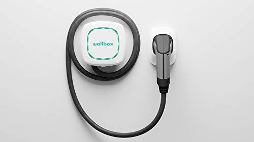 Wallbox Pulsar - Potencia 7,4 kW - Conector Tipo 2 - 5 metros