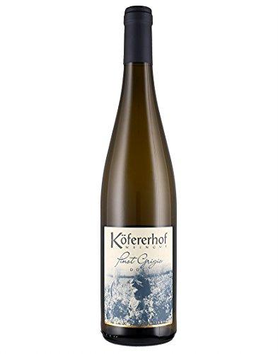 Sdtirol - Alto Adige Valle Isarco DOC Pinot Grigio Kfererhof 2019 0,75 L