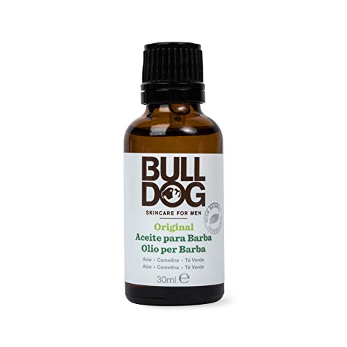 Bulldog Olio Idratante per Barba - 30 ml