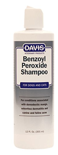 Davis Benzoyl Peroxide Medicated Dog & Cat...