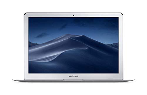 Apple MacBook Air (13', Vorgängermodell, 8GB RAM, 128GB Speicherplatz, 1,8GHz Intel Core i5) - Silber