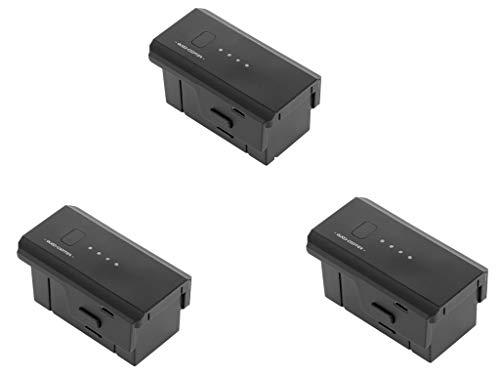 MeterMall Professionale per SJRC Z5 Drone Battery 7.4V 1200mAh Lipo 3pcs