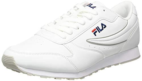 FILA Orbit, Zapatillas Hombre, Blanco (White), 43 EU