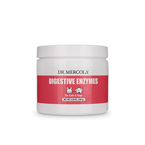 Dr. Mercola, Digestive Enzymes, for Cats and Dogs,...