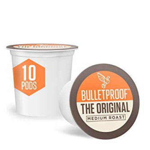 Bulletproof The Original Coffee Pods, Medium Roast