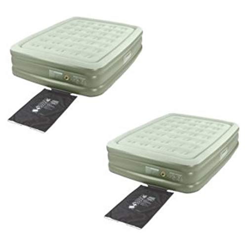 Coleman Air Mattress   Double-High SupportRest Air Bed for...