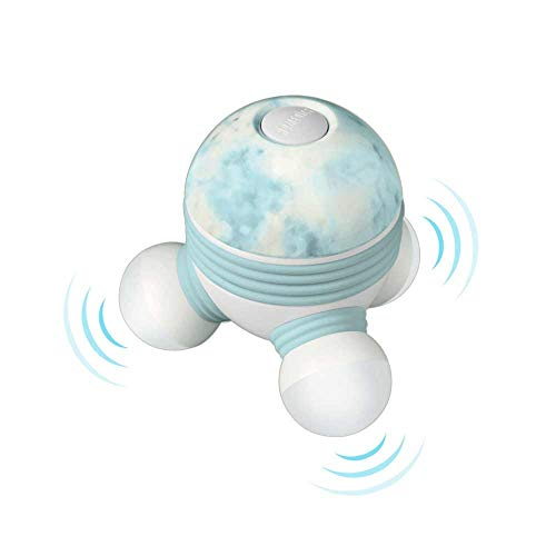 HoMedics Marbelous Mini Massager -Vibration Massage with Comfort Grip, Batteries Included