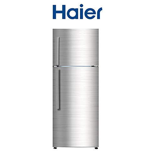 Haier 278 Ltr Convertible Refrigerator Double Door 3 Star (HRF-2983CSS-E, 5 IN 1 CONVERTIBLE, Shiny Steel)