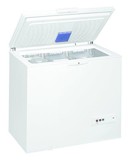 Whirlpool WHM 22113 Libera Installazione A pozzo 215L A+++ Congelatore, Bianco