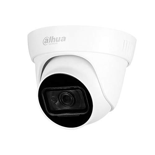 Dahua - Telecamera Dahua 2 MP 4in1 2.8 mm IR 30 Dome Audio S5 - HAC-HDW1200TL-A-S5