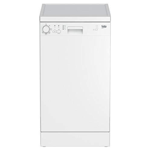 Beko DFS05013W lavastoviglie Libera installazione 10 coperti A+
