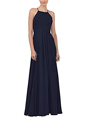 Sleeveless bodice featuring keyhole neckline and chic back cutout detail, elegant, fun and above all comfortable, Fully lined, Built-in bra, you will receive many compliments on this beautiful dress. We provide 40+ popular colors for your choice now,...