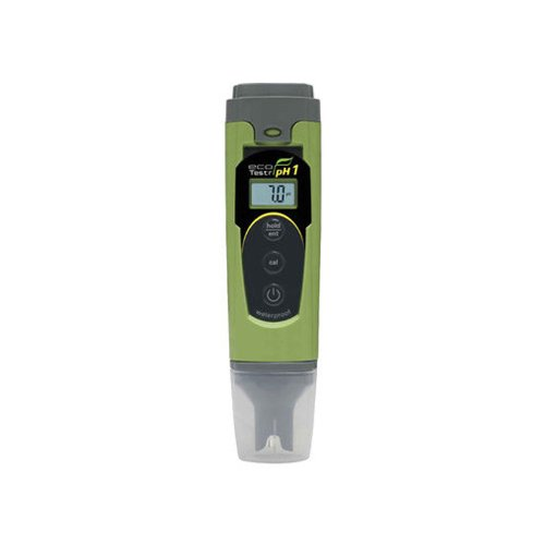Oakton OK35423-00 Waterproof pH1 EcoTster Solution Meters & Solutions, White