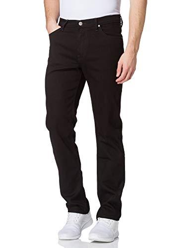 Lee West Jeans, Clean Black, 46 IT (32W/32L) Uomo