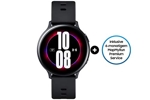 The Galaxy Watch Active 2 44mm Under Armor edition sports smartwatch is on sale at AliExpress Plaza for 184 euros