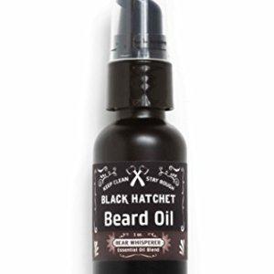BLACK HATCHET- Beard Oil for Men Growth – Beard Growth Oil for Men, Pre Shave Oil and Shaving Oil...