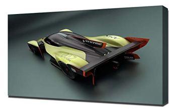 Lilarama 2020-Aston-Martin-Valkyrie-AMR-Pro-V3-1536 - Home Décor - Canvas Art Print - Wall Art - Canvas Wrap - Supercar Poster Print