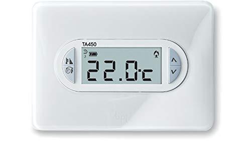 Termostato Digitale Da Parete Ta/450