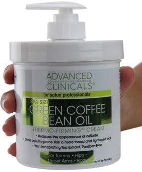Green Coffee Bean Slimming Cream Moisturizing...