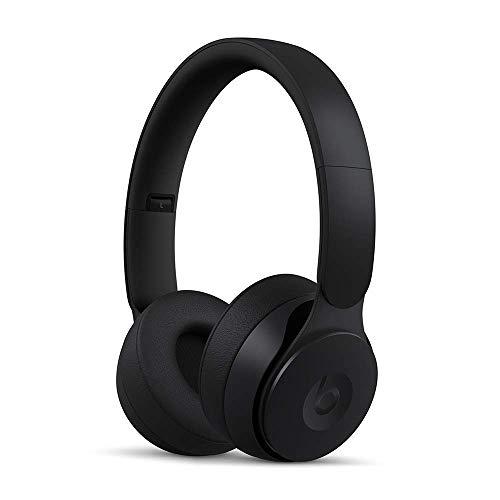 Beats Solo Pro Wireless ワイヤレスノイズキャンセリングヘッドホン - ブラック オカモトショウ(OKAMOTO'S) の愛用ヘッドフォンは「Beats Solo Pro Wireless」【徹底解説】音楽のプロが使用するヘッドフォン特集!ミュージシャン、作曲家、エンジニアが使用するDTMや作曲・編曲にオススメのヘッドフォン・イヤホンの紹介!