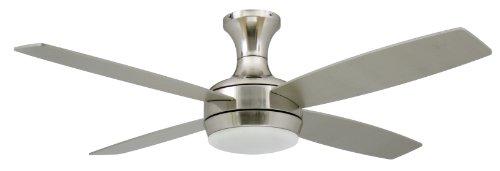 AireRyder plafondventilator   Met verlichting   3 ventilatorstanden   Doorsnee 132 cm   Voor ruimtes tot 25 m²