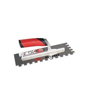 Rubi 74942-Peigne inox 28 cm (12 x 12)
