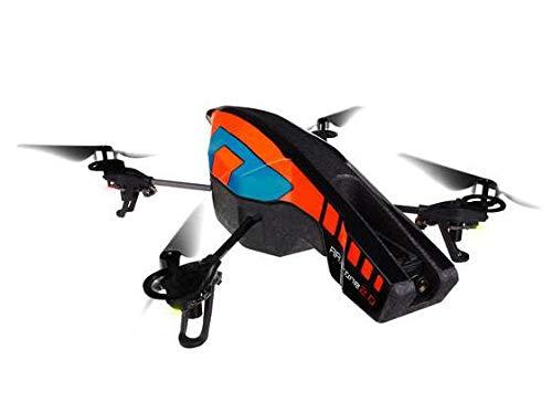 Parrot AR.DRONE 2.0 Quadricottero, Blu/Arancione
