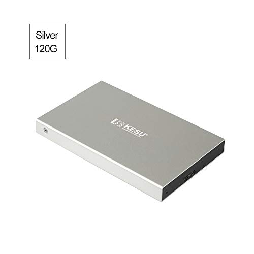 Grborn Hard Disk Esterno Portatile USB 3.0 120G.160G.250G.320G.500G HDD Hard Disk Esterno HD per PC...