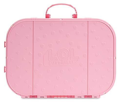 Image 2 - MGA- Coffret de Rangement et Jouet L.O.L. Surprise Défilé de Mode ambulant avec poupée: Light Pink Toy, 562696, Multicolore