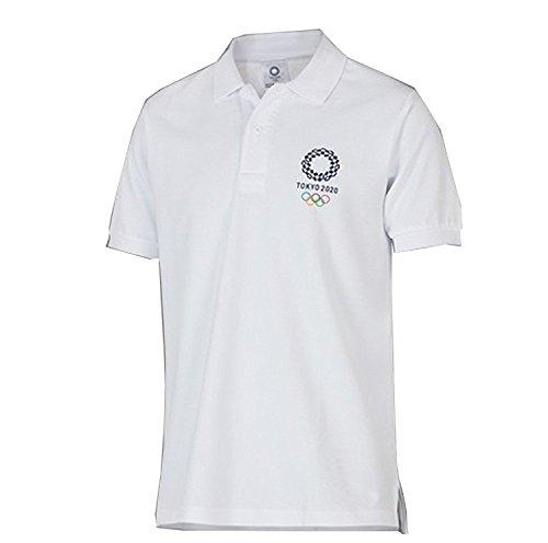 東京2020オリンピック エンブレム ポロシャツ ベーシック 01