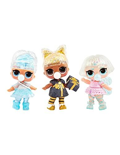 Image 2 - MGA- Poupée L.O.L. Surprise Glitter Globe de la série Winter Disco avec Cheveux Scintillants Toy, 561613, Multicolore
