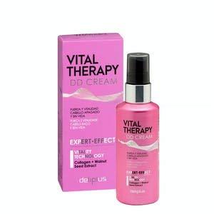 Sérum Vital Therapy DD Cream Deliplus cabello apagado y sin