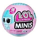 LOL Surprise! Minis série 1 - Contient 5+ Surprises - 1pcs Minis - Nouveauté 2021 - Neuf